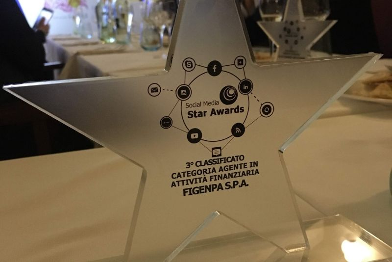 Premiazione Social Media Star Awards